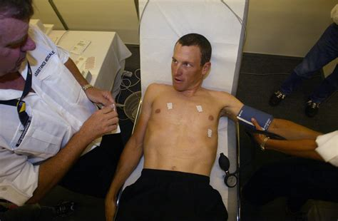 Report Describes How Lance Armstrong Beat Cycling's Drug