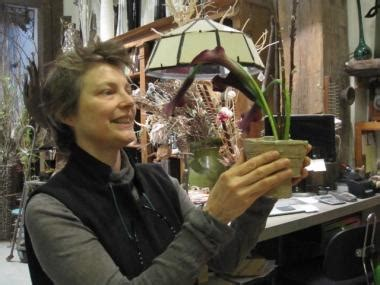 Inspired by Grandfather Marc Chagall, a Florist Creates