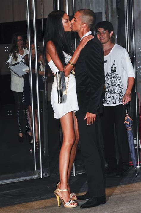 Cassie, Diddy, Zac Posen, Jessica White and Others Attend