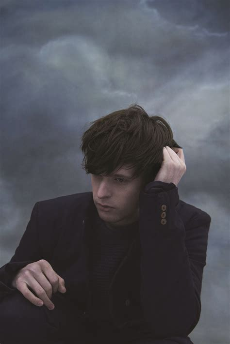 After breakthrough covers, James Blake proud that