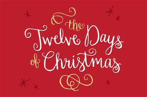 """Positive Vibes: The true meaning behind the """"Twelve Days"""