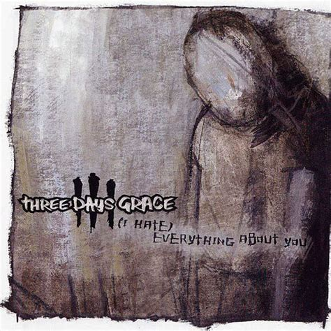 I Hate Everything About You (Single) by Three Days Grace