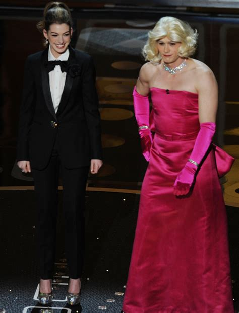 James Franco In Drag, Channels Marilyn Monroe At The