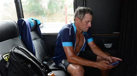"""""""Is it time to cut Lance Armstrong some slack?"""" 