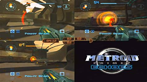 Metroid Prime Echoes 2 Gamecube Gameplay HD - YouTube
