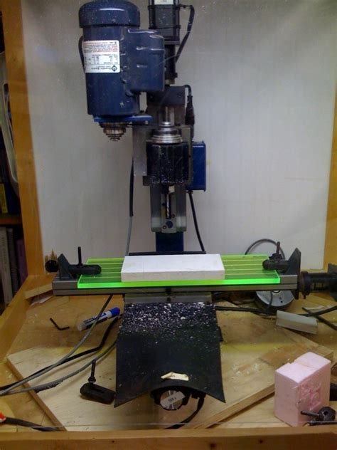 How to Use a CNC Mill With Google SketchUp