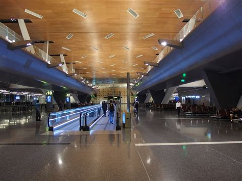 Hamad International Airport - Airport in Doha - Thousand