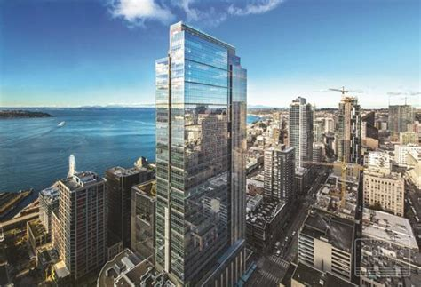 Russell Investments Center Tenant Improvements | Hermanson