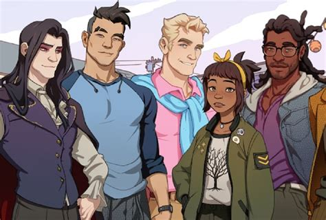 Dream Daddy: Dadrector's Cut coming to mobile and Nintendo