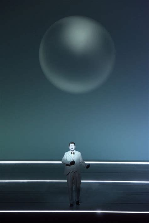 """With """"Der Messias"""", Bob Wilson is back at his best 