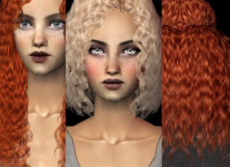 nocturnalsims   [Resource post] Curly textures   Sims 4