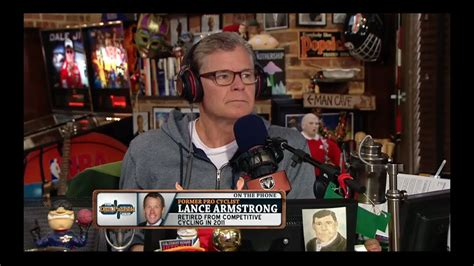 Lance Armstrong on The Dan Patrick Show (Full Interview) 6
