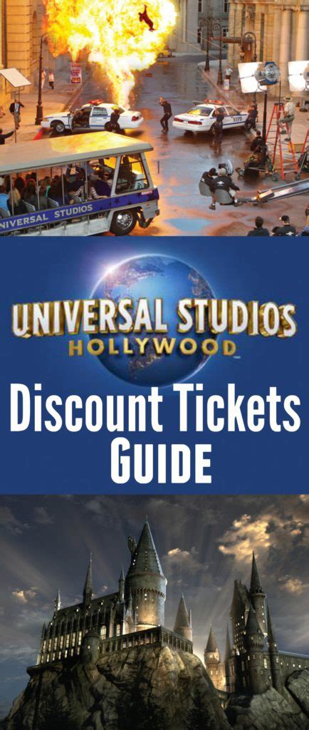 Discount Universal Studios Hollywood Tickets 2020: Get