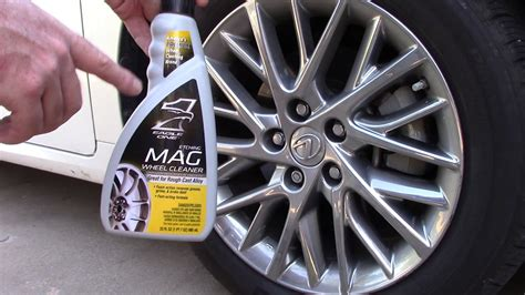Eagle One Etching Mag Wheel Cleaner - It's A Winner! - YouTube