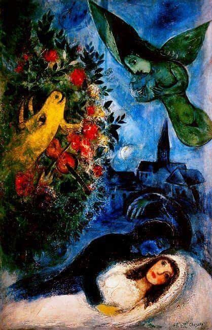 by Marc Chagall | ART&ARTISTS in 2019 | Pinterest