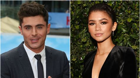 Zendaya Is Officially Zac Efron's 'Favorite' Kiss Ever - MTV