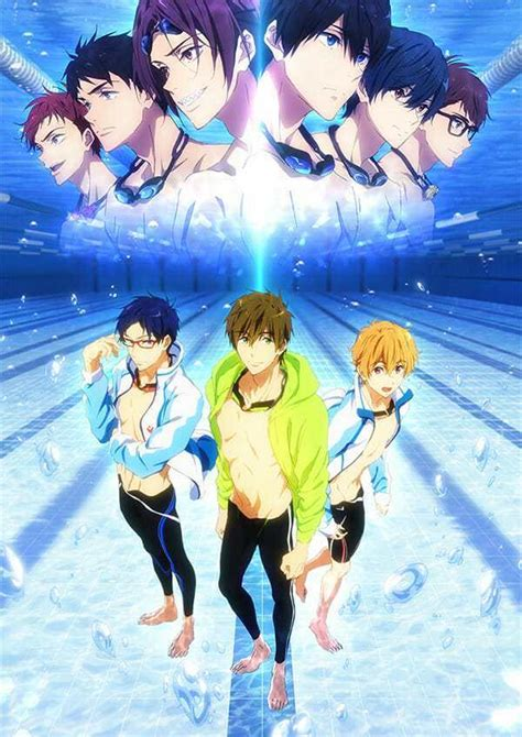 Free! ~Road to the World~ Yume Movie In The Works; First