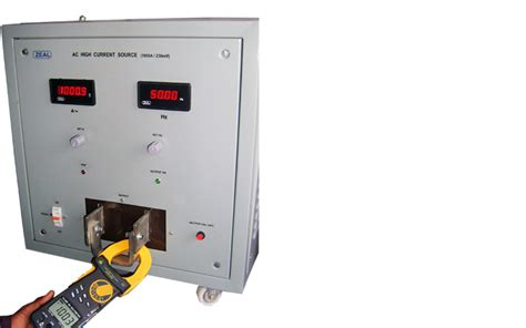AC High Current Source, Variable Current Source