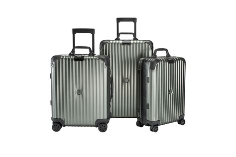 Moncler x Rimowa 2016 Spring/Summer Luggage Collection
