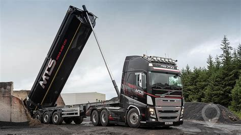 MTS Haulage Adds 750-Horsepower Volvo FH16 Truck With