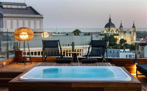 The best hotels in Madrid city centre   Telegraph Travel