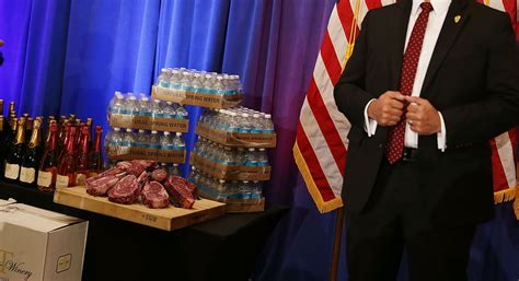 Trump raises the steaks after broiling his rivals - POLITICO