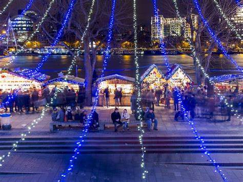 Best Christmas Markets and Festive Fairs in London 2018