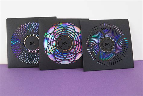 50 Most Awesome CD Packaging & Cover Designs   Web
