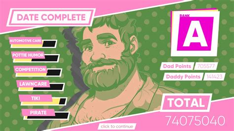 Dream Daddy: A Dad Dating Simulator Review | RPG Site