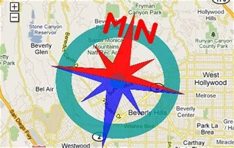 Maps Mania: Find Magnetic North with Google Maps