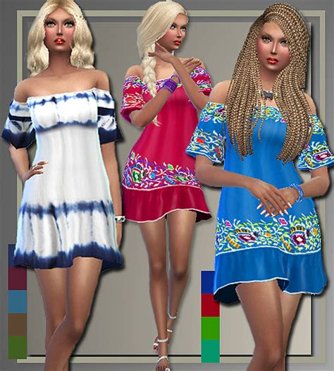 All About Style: Boho Summer • Sims 4 Downloads