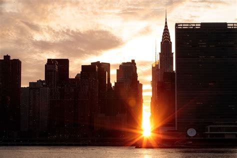 Manhattanhenge 2019: Dates and where to see it - Curbed NY