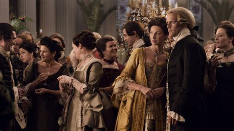 'Outlander': Jamie and Claire Are Having a Ball (PHOTOS